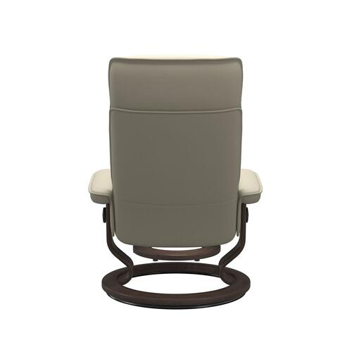 Stressless By Ekornes - Stressless® Admiral (M) Classic chair with footstool