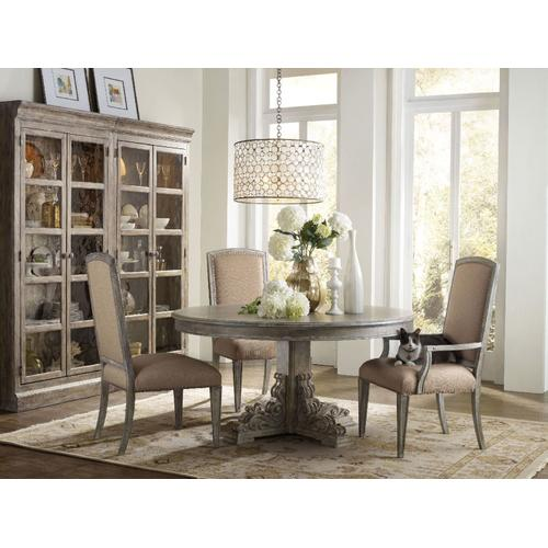 Dining Room True Vintage Upholstered Side Chair - 2 per carton/price ea