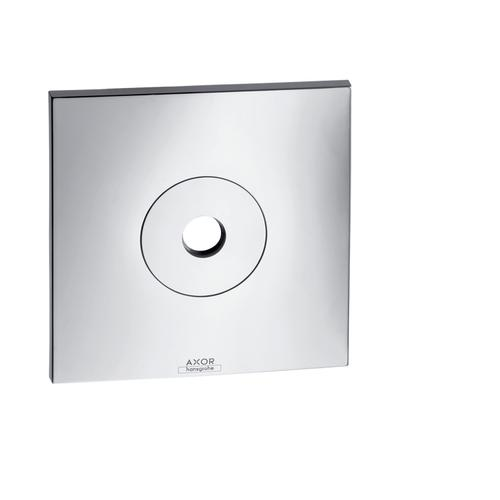 Chrome Wall plate square