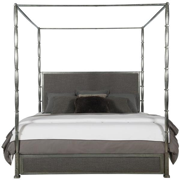 See Details - King-Sized Dominic Canopy Bed