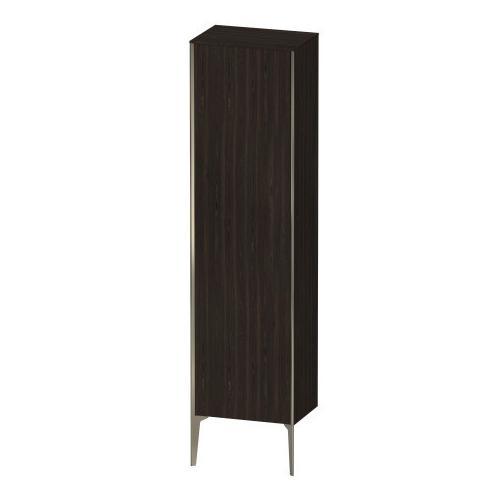 Duravit - Tall Cabinet Floorstanding, Brushed Walnut (real Wood Veneer)