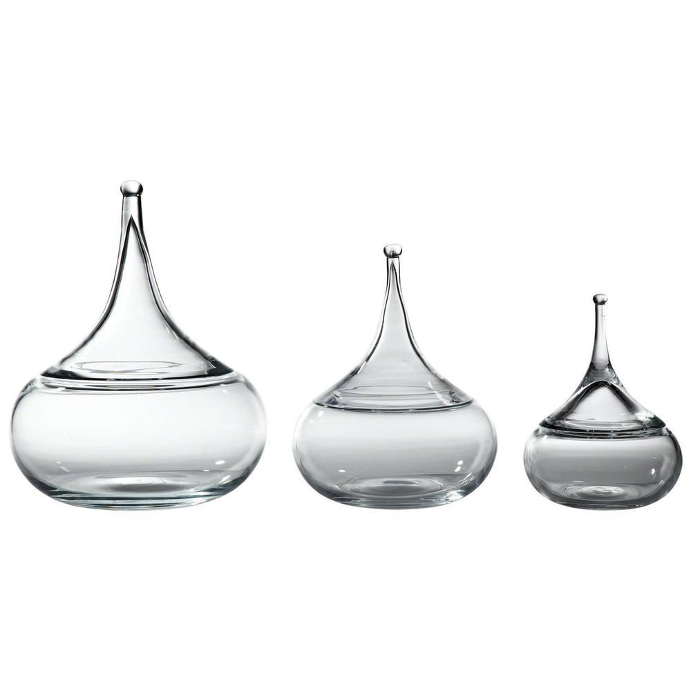 See Details - Droplet Jar-Lg