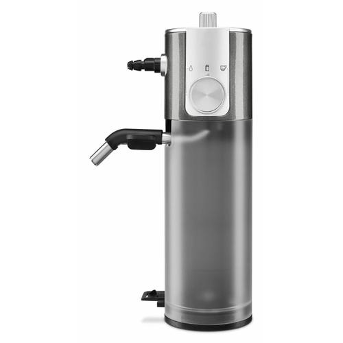 KitchenAid - Automatic Milk Frother Attachment - Matte Charcoal Grey