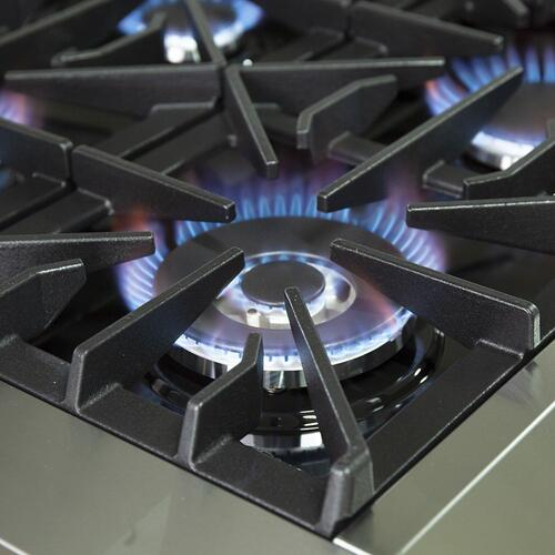 "Forno - GALIANO - Gold Professional 36"" Freestanding Gas Range"