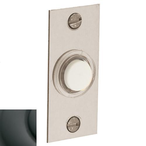 Oil-Rubbed Bronze Rectangular Bell Button