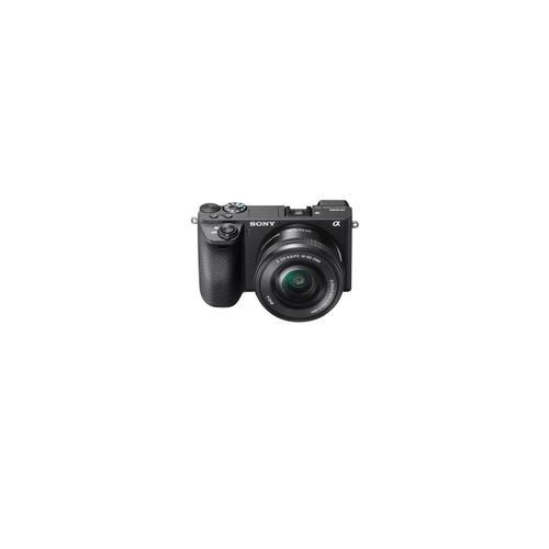6500 Premium E-mount APS-C Camera