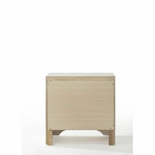 ACME Naima Nightstand - 25773 - White