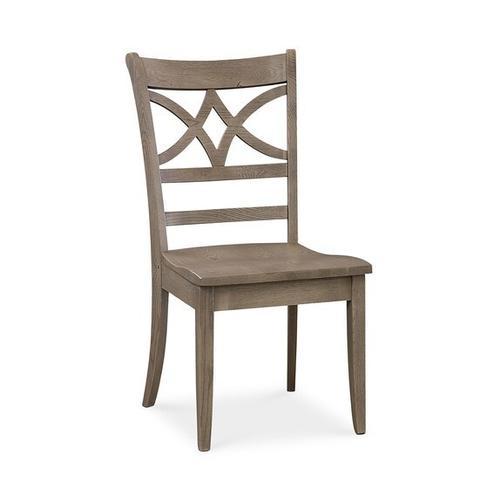 Merrill Oak Side Chair
