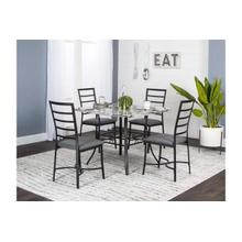 Stu-5pc Dining Set