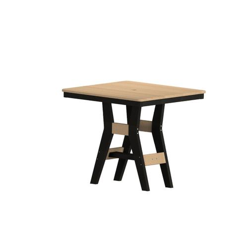 "Harbor 33"" Square Table - Dining"