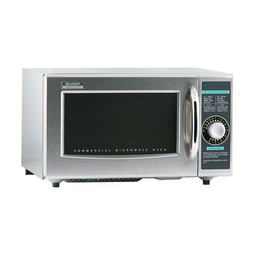 Medium-Duty Commercial Microwave Oven With 1000 Watts