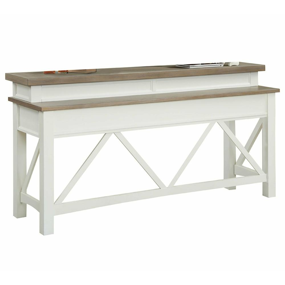 See Details - AMERICANA MODERN - COTTON Everywhere Console Table