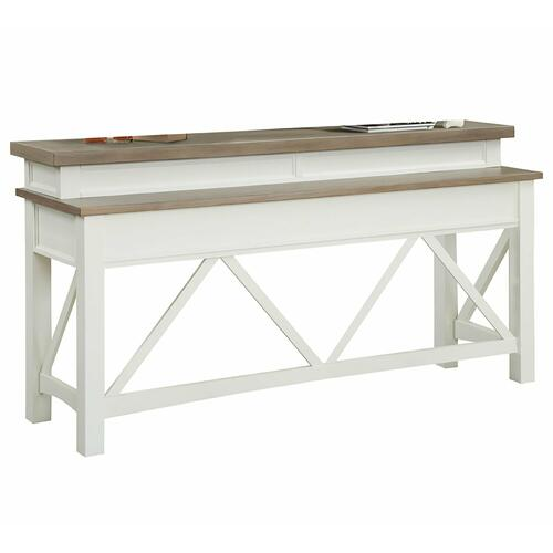 AMERICANA MODERN - COTTON Everywhere Console Table