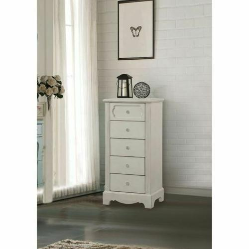 ACME Morre Chest - 30815 - Antique White