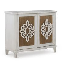 Georgio Console White Wash