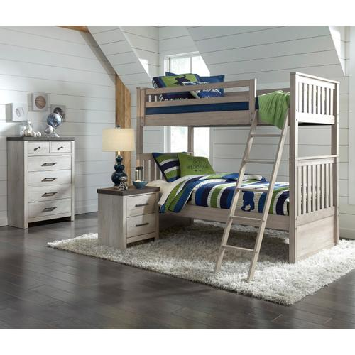 Bunk Bed Ladder and Rails Set