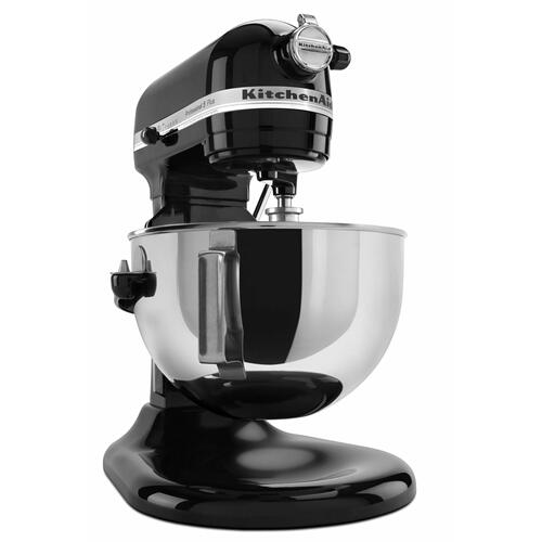 KitchenAid - Professional 5™ Plus Series 5 Quart Bowl-Lift Stand Mixer - Onyx Black