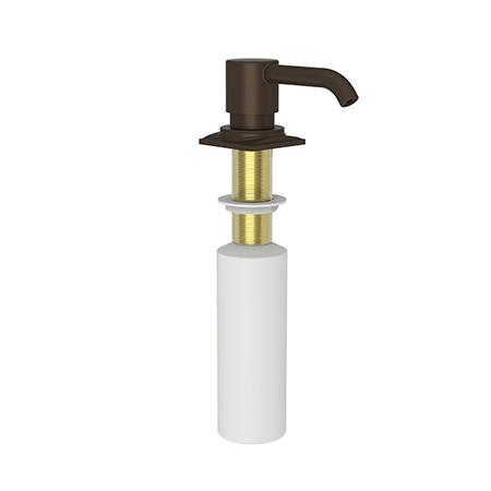 Newport Brass - Weathered Copper - Living Soap/Lotion Dispenser