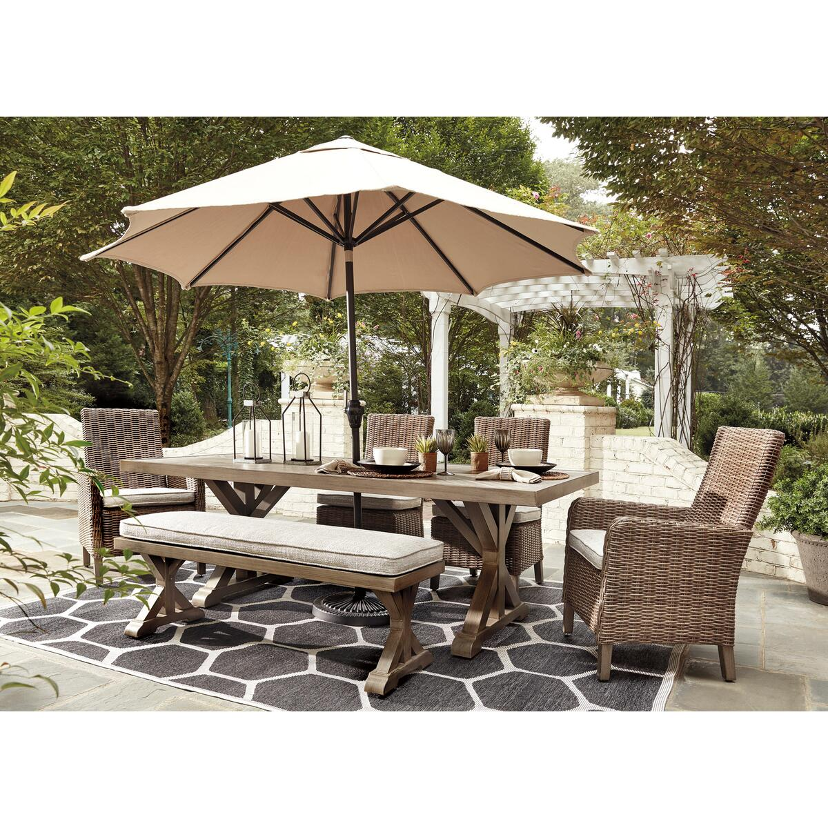 See Details - 6-piece Outdoor Dining Package