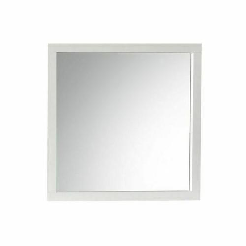 ACME Louis Philippe III Mirror - 24504 - White