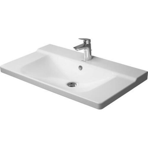 Duravit - P3 Comforts Furniture Washbasin Without Faucet Hole