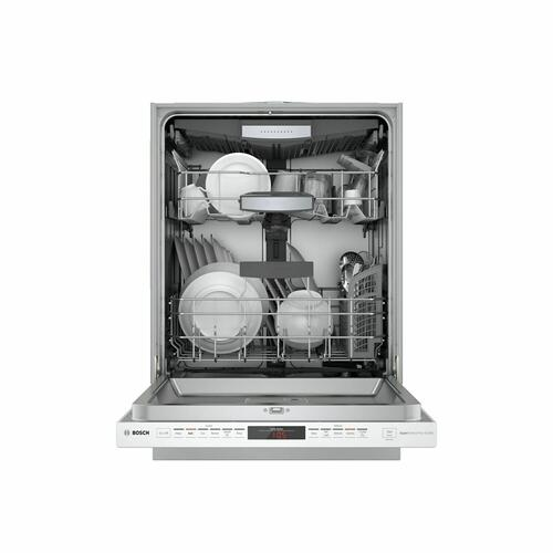 800 Series Dishwasher 24'' White, XXL SHPM78Z52N