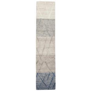 Nourison Rugs - Ocean Ocp02 Blanket -- Pearl, Surf, Stone, Ash, Indigo