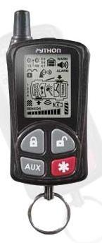 2-Way Security System / Remote Start System with Responder SST Technology
