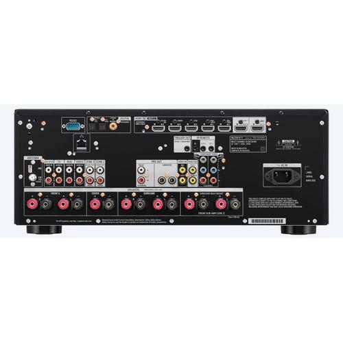 7.2ch AV Receiver for Custom Installation  STR-ZA2100ES