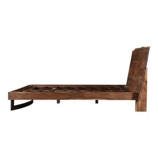 Product Image - Bent Queen Bed Smoked
