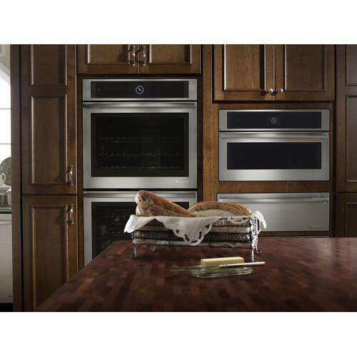 "Euro-Style 30"" Built-In Microwave Oven with Speed-Cook Stainless Steel"