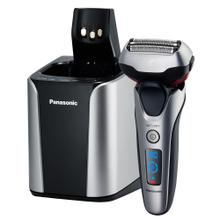 See Details - Arc3 3-Blade Electric Shaver with Built-In Trimmer Wet/Dry ES-LT7N-S