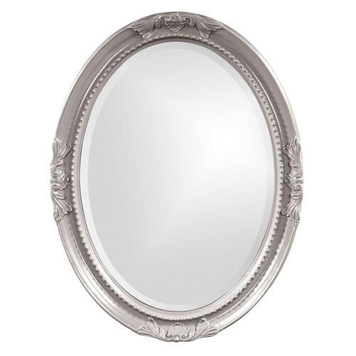 Howard Elliott - Queen Ann Mirror - Glossy Nickel