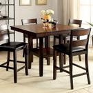 Norah 5 Pc. Counter Ht. Table Set Product Image