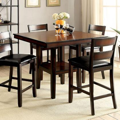 See Details - Norah 5 Pc. Counter Ht. Table Set