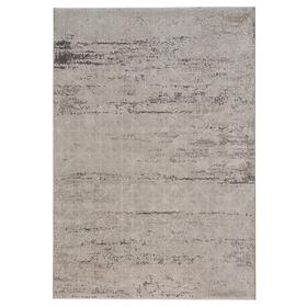 "Reece-Lattice Driftwood - Rectangle - 3'11"" x 5'6"""