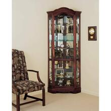 Howard Miller Jamestown Curio Cabinet 680249