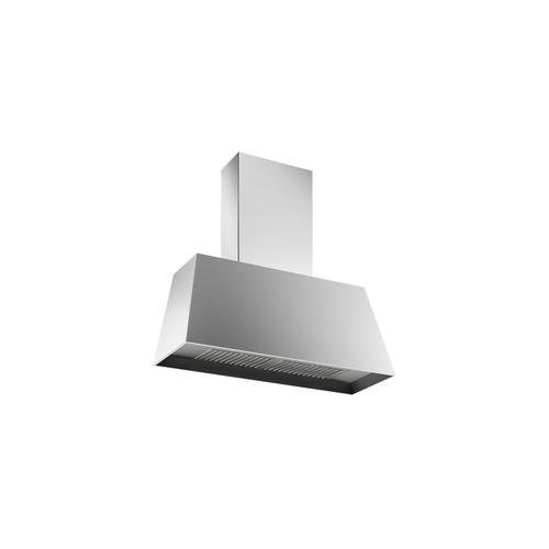 30'' Contemporary Canopy Hood, 1 motor 600 CFM Stainless Steel