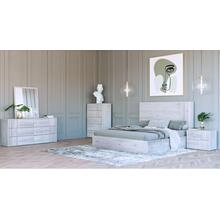 Product Image - Nova Domus Asus - Modern Italian White Bed
