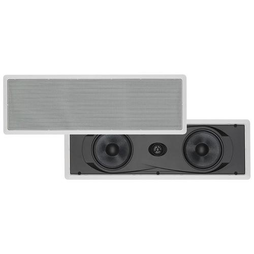 Yamaha - NS-IW960 White 2-way In-ceiling Speaker System
