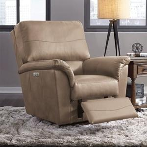 Reese Power Rocking Recliner