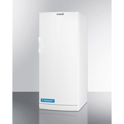 10.1 CU.FT. Medical All-refrigerator With Nine Interior Locking Compartments