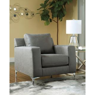 See Details - Ryler Chair Charcoal