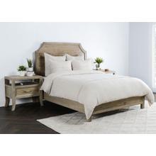 See Details - Beaumont Linen 3Pc King Duvet Set