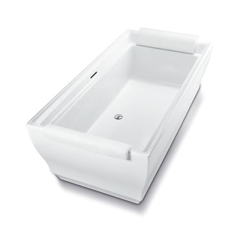 Aimes® Freestanding Bathtub - Cotton