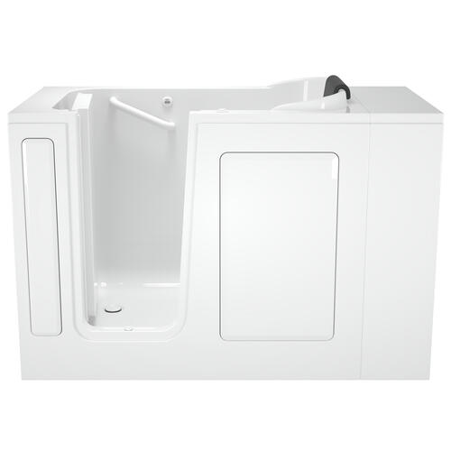 Gelcoat Premium Series 28x48-inch Walk-In Bathtub  Whirlpool Tub  American Standard - White