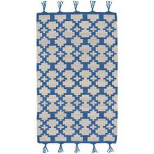 Valla Azul - Rectangle - 5' x 8'