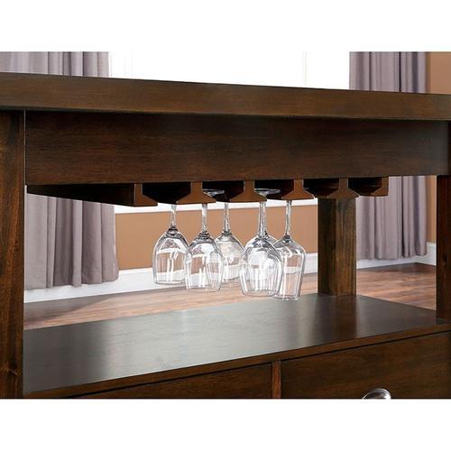 Lordello Counter Ht. Table