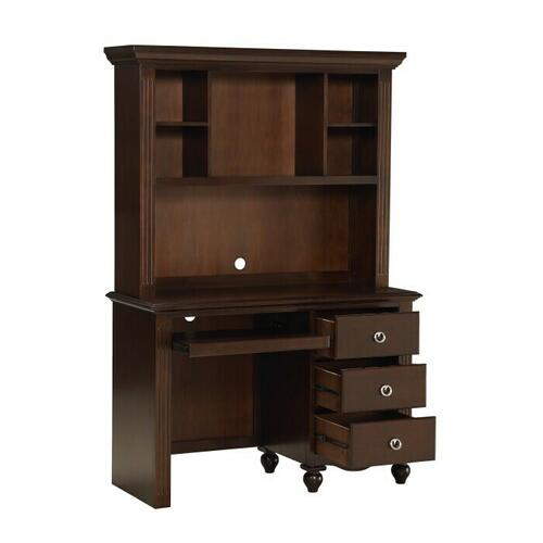 Homelegance - Writing Desk with Hutch