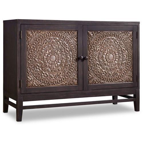 Living Room Melange Matisette Gray Chest